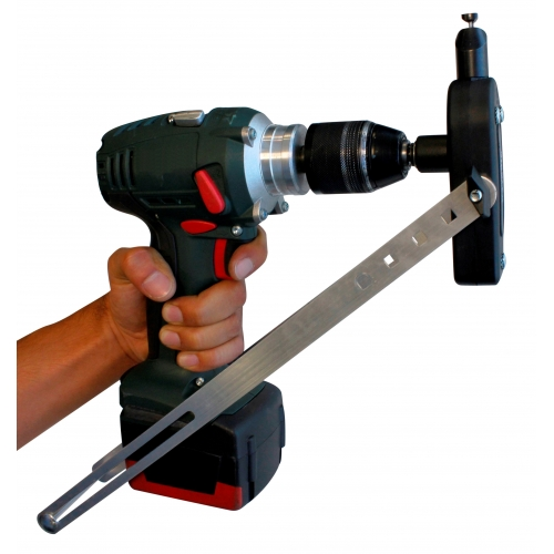 NIBBLEX UNIVERSAL - Power drill attachment nibbler shears