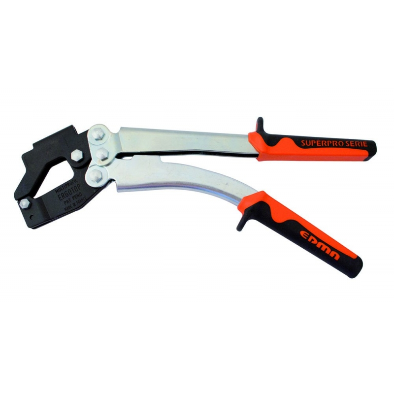 ERGOTOP - Section setting pliers for all type of studs and tracks