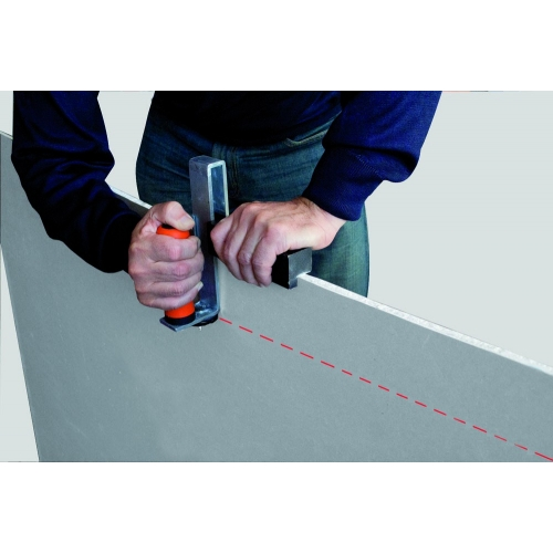 PLAC & ROLL - Drywall stripper for cutting plaster strips