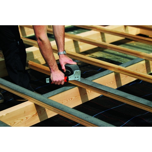 "PROTECTIVE STRIP FOR WOODEN JOISTS - 23/4"" x 521/2' (70 mm x 16 m)"