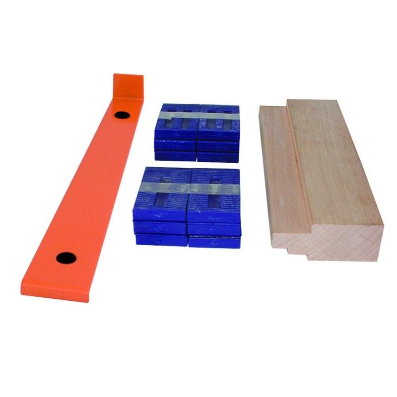 Laminate Flooring Tool Part - 48: SET TAK-TIK - A Complete Set For Installing Laminate Flooring