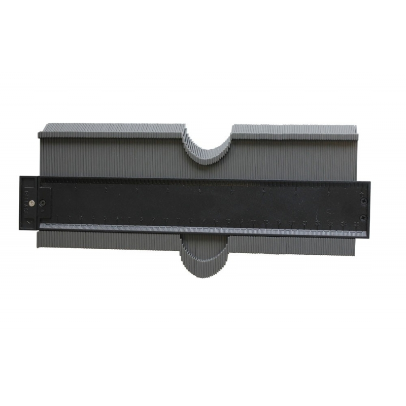 "DUPLIC FORM - 913/16"" (250 mm) contour gauge"