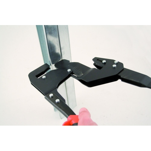 DUO PROFIL - Section setting pliers for back-to-back studs