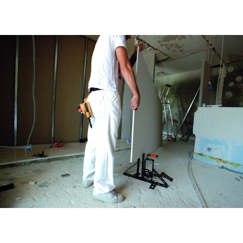 PRESS PLAC PRO - Vertical support for  plasterboard