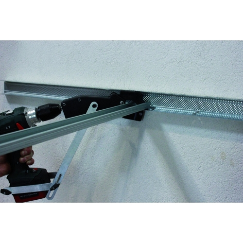 POWER PROFIL - Automatic section setting pliers for all type of studs and tracks, fits on drills