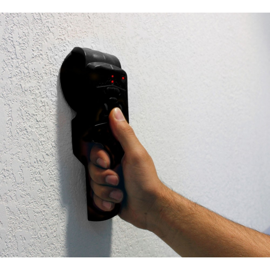 ... STUD FINDER - For wood, electrical wires, metal studs ...