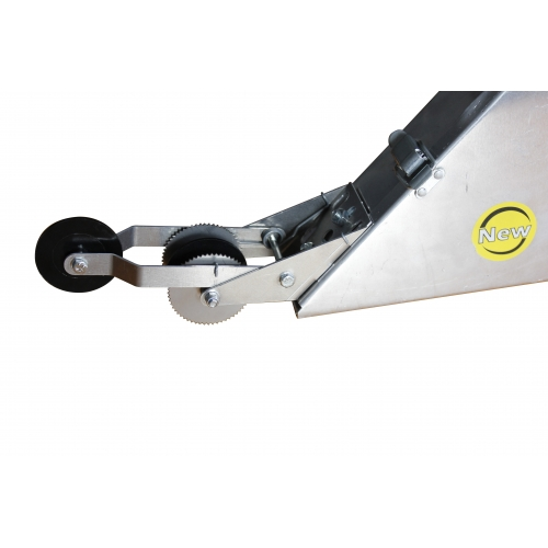 TEK ROLL - Accessory for drywall tapers