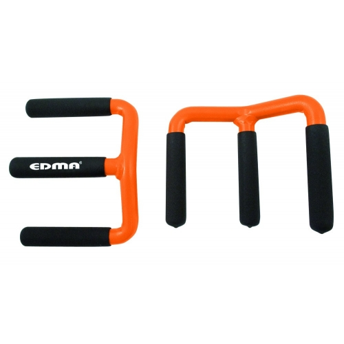DUOPLAC - 2 board carrier handles