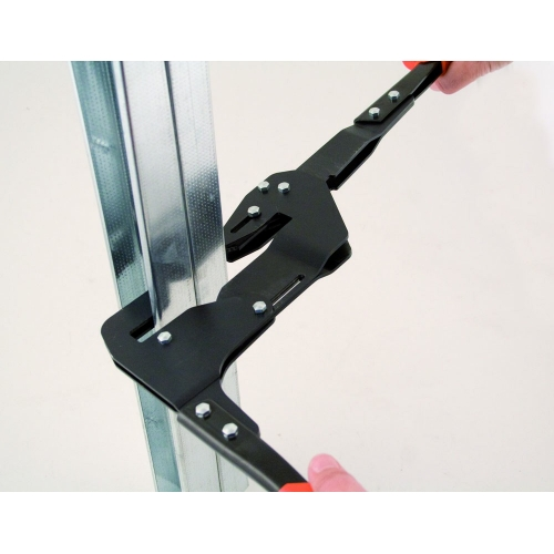 EDMA DUO PROFIL - Section setting pliers for back-to-back studs