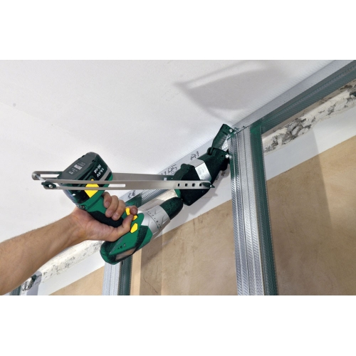 EDMA POWER PROFIL - Automatic section setting pliers for all type of studs and tracks, fits on drills