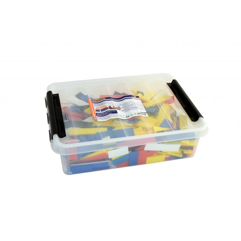 520 PCS FLAT SHIMS PROBOX - 10 x 52 wedges