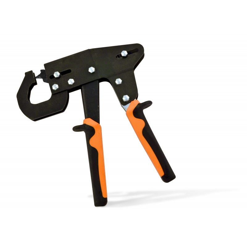 EDMA ULTRA PROFIL - One hand section setting pliers for all type of studs and tracks, without any effortCatalogue  Produits